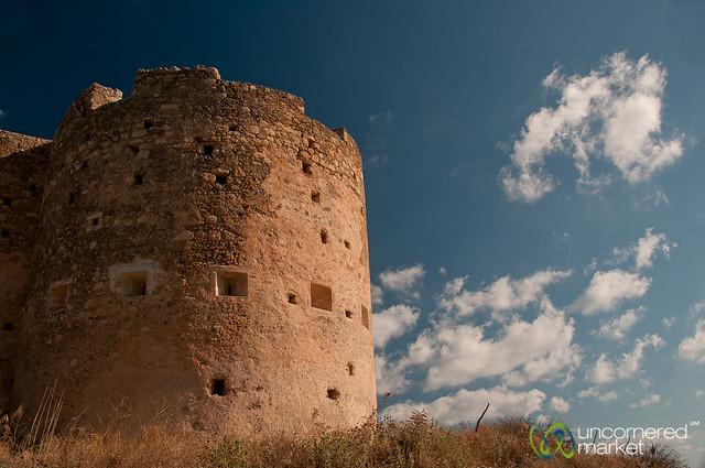Turkish Fort - Aptera, Crete