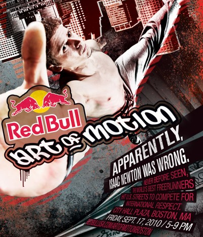 Red Bull AOM Boston