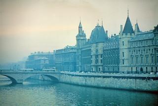 La Conciergerie, París. 1993