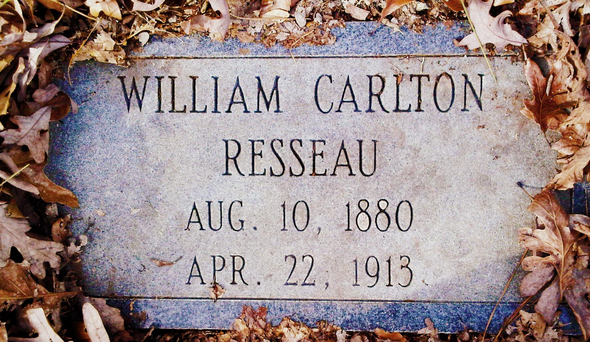 William Carlton Resseau