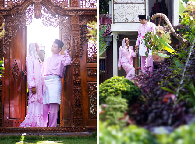 Fatin + Faqhtee | Engaged