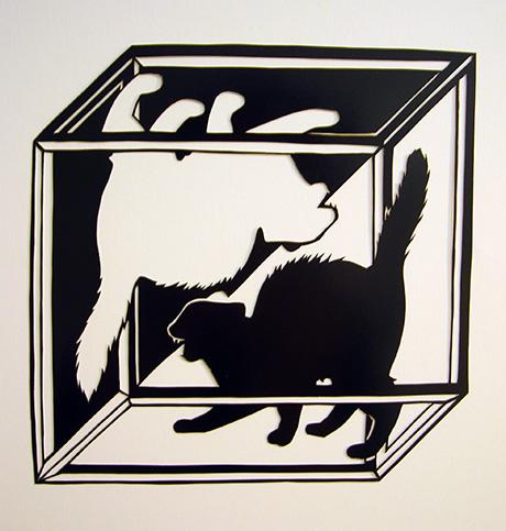 Jie Qi – Schrodinger's cat