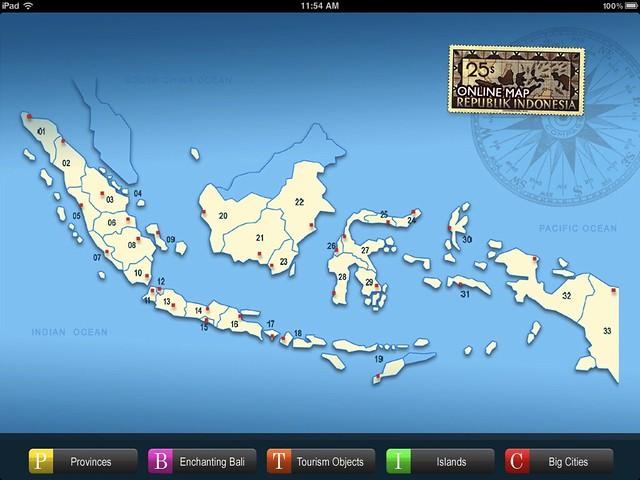 Indonesia tourism forum where you can find any information about there are total of 75 maps in this application which consists of 33 maps of provinces 5 maps of the most visited tourism objects 13 metropolitan cities publicscrutiny Choice Image