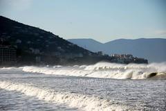 Angry Poseidon. Vlorë Albania