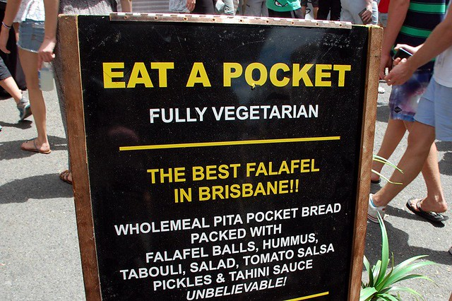 Best falafel in Brisbane!