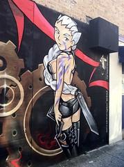 Egan Street Art