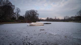 Vincennes glacé
