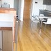 Bright spaces wooden flooring