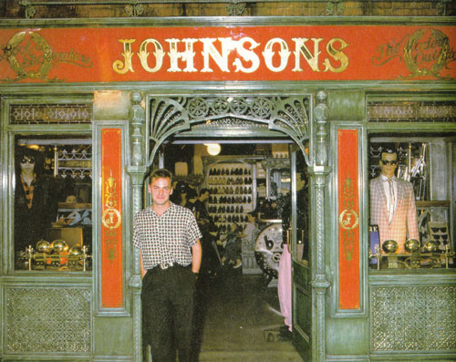 Johnson's Kensington Market 1985 (from Ni Ikitai London)