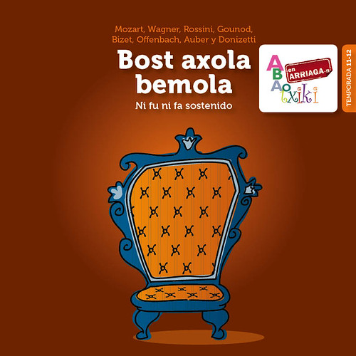 BOST OXOLA BEMOLA opera para niños en el ARRIAGA by LaVisitaComunicacion