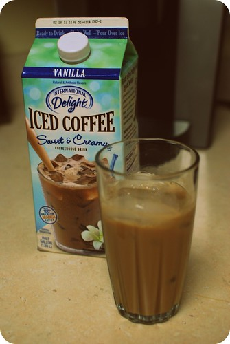 A Grande Life | International Delight #IcedCoffee