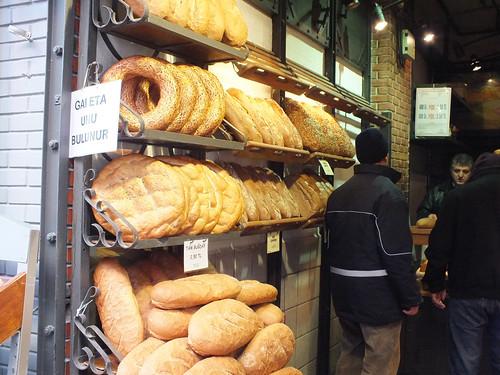 Isztambul pék