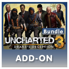 Rogues Skin Pack 1 para UNCHARTED 3