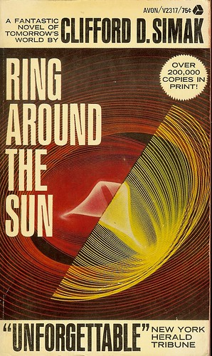 Clifford D. Simak - Ring Around the Sun - reviewed