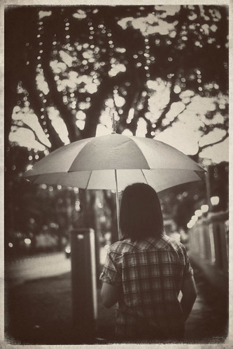 I am an optimist who carries an umbrella.