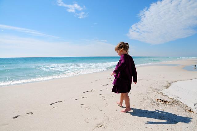 the beach baby