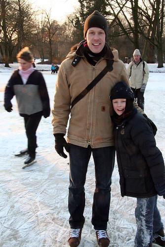 Amsterdam Ice - Eric & Elliot