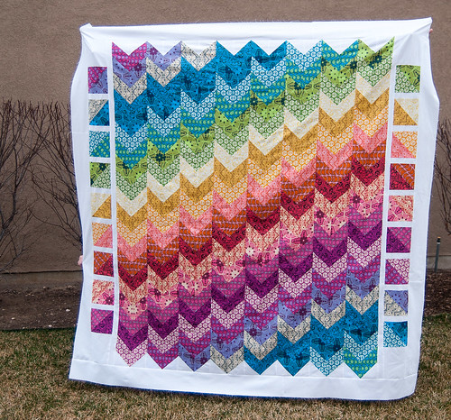 AMH True Colors Quilt Top
