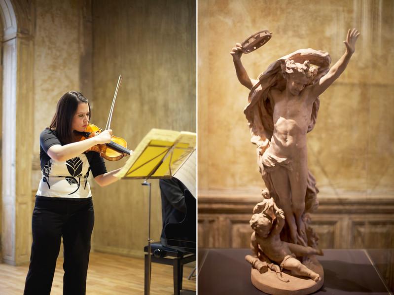 Sinfonietta Paris Chamber Orchestra, April '14