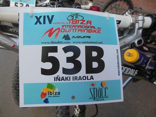 Vuelta a Ibiza Internacional en mountain bike 2014. 1ª etapa – Ibiza – San Agustín