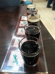 Dogfish Head sampler