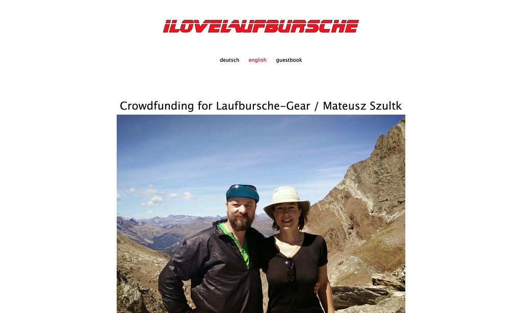 ILoveLAUFBURSCHE.com