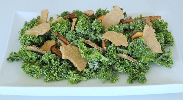Kale Caesar Salad 2