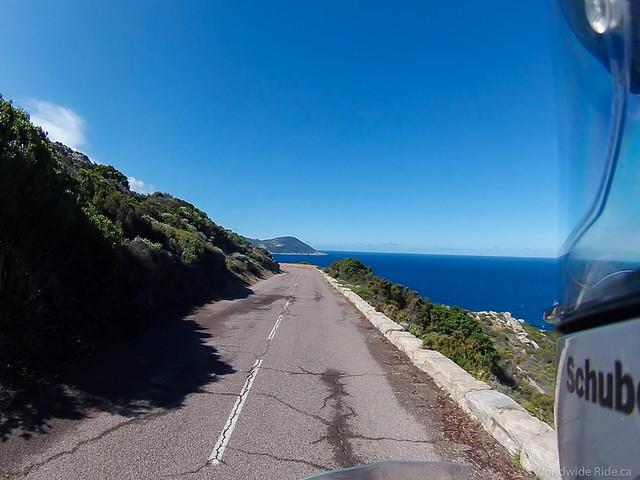 West Coast Corsica CC-4