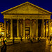 Rome - Pantheon at Night by gregoryl.johnson56