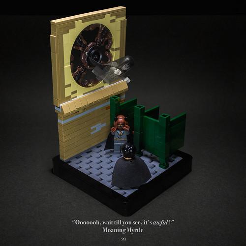 021 - The Polyjuice Potion Pt. 2