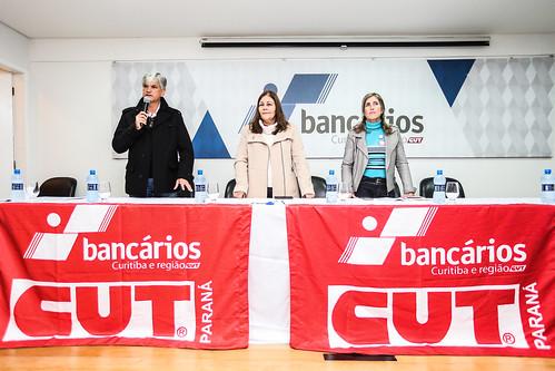 Plenária Regional dos Bancários de Curitiba