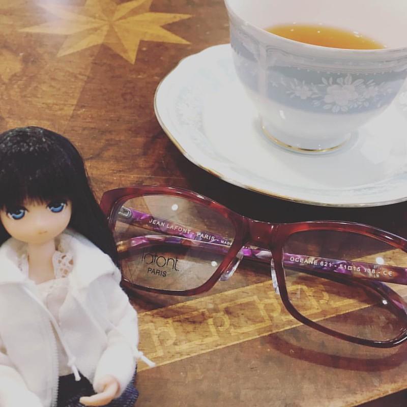 眼鏡買う。#眼鏡 #ドール