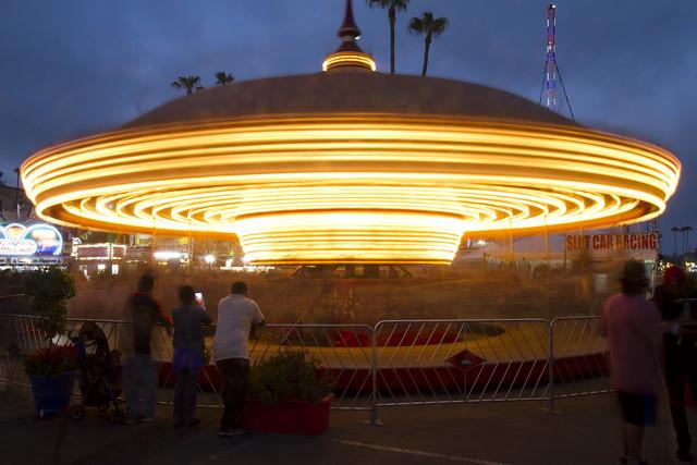 San Diego County Fair Carousel