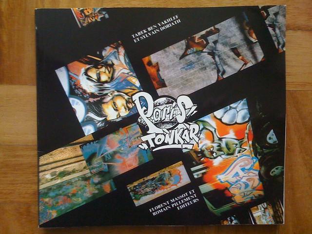 PARIS TONKAR book  (1991) sold!