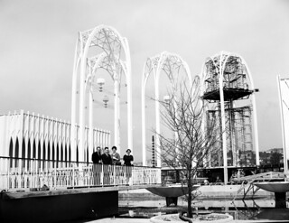 World's Fair Science Pavilion, 1962