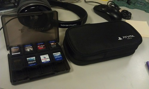 PlayStation Vita and games