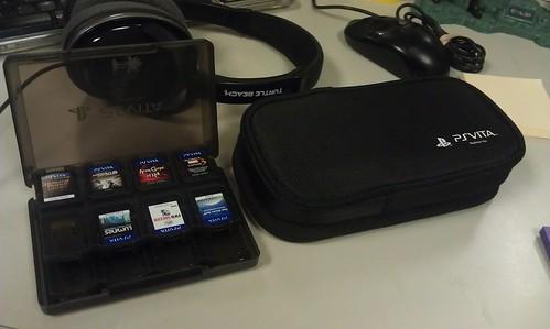PlayStation Vita and games