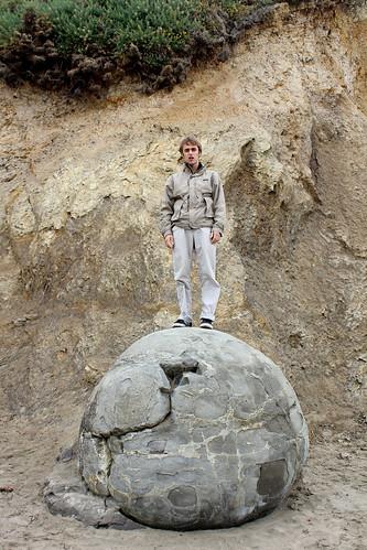Yay, boulders.