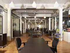 Centre for Social Innovation Annex - coworking space