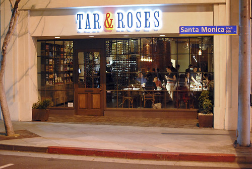 tar & roses exterior