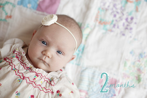 Claire - 2 months old