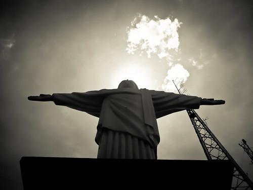 Morro do Cristo em Leme