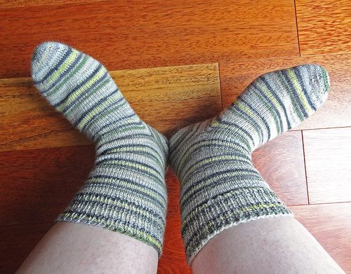 Green Socks 07