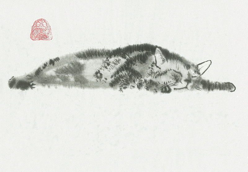 _sleeping_cat_