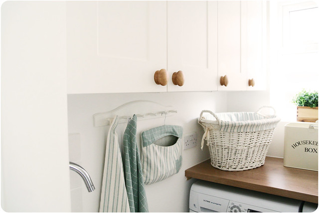 Tiny Laundry Room Designs