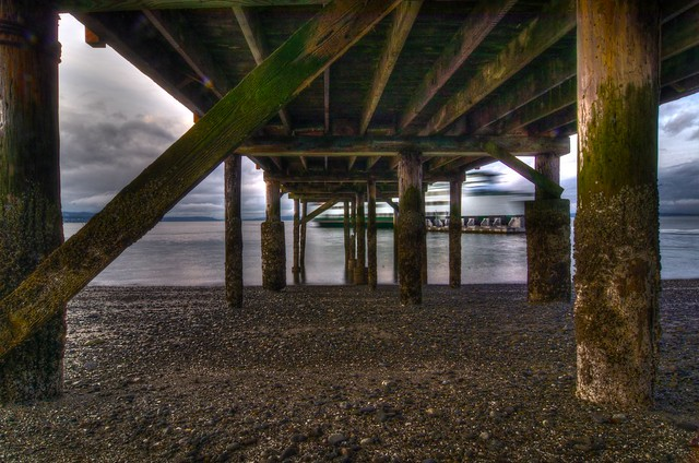 Old Pier Mukilteo Beach