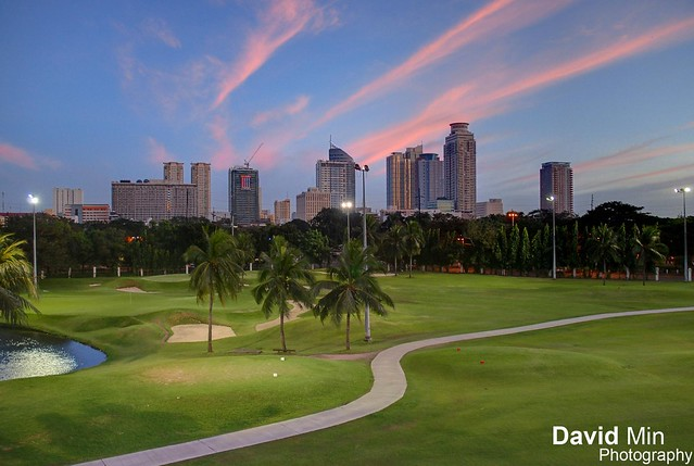 Manila, Philippines - Golf Club