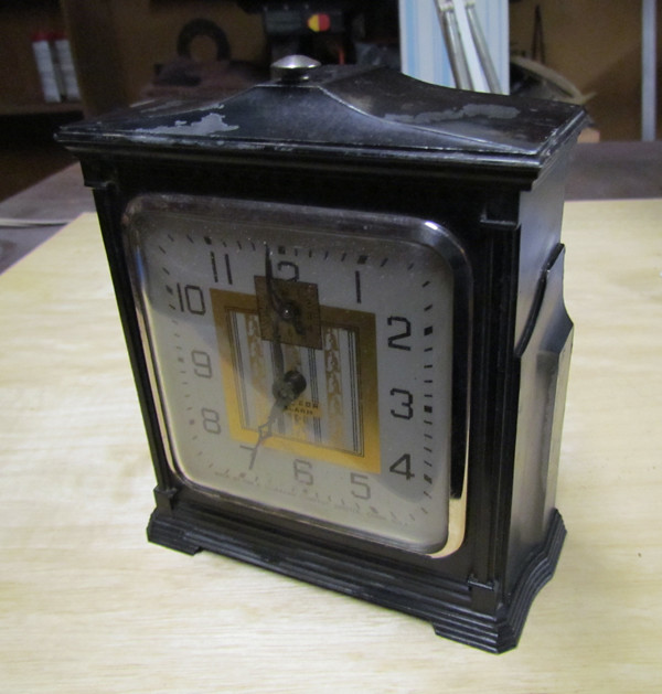 ingraham clock before