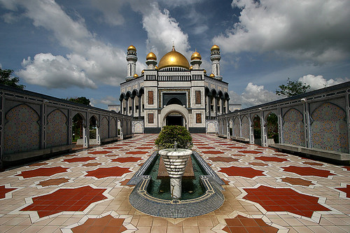 The Big Mosque of Brunei I