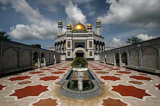 The Big Mosque of Brunei I